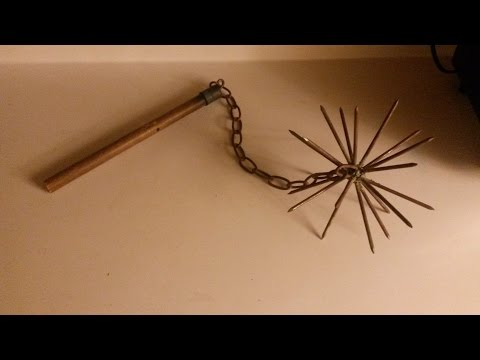 HOW I MAKE A FLAIL