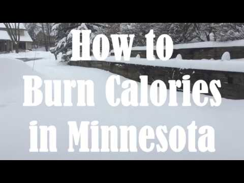 How to Burn Calories in Minnesota