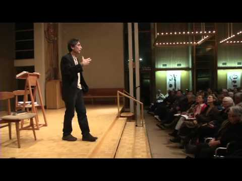 Dr. Gabor Maté ~ Who We Are When We Are Not Addicted: The Possible Human