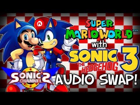 SC Sound Swap: Super Mario World w/Sonic 3 SFX
