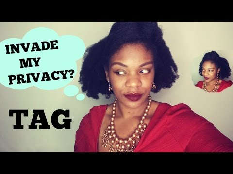INVADE MY PRIVACY | TAG | Ambie Gonzalez [English Version]