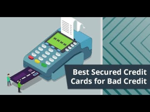 The best secured cards 2018 TRUTH