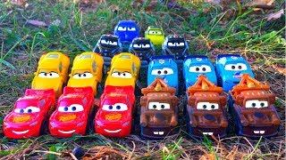 NEW Spiderman SURPRISE Lightning McQueen Disney Cars 3 MINI Blind BAGS Unboxing RACE FUN Kids Toys