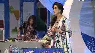 Chandani Batein Epi 9 Part 5/11 Guest : Saira Naseem, Sofia Khan and Daniyal