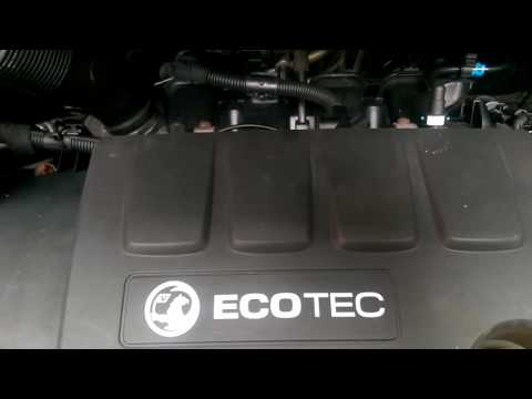 Vauxhall Corsa SXI 1.2 D 2010 petrol engine - Timing chain noise