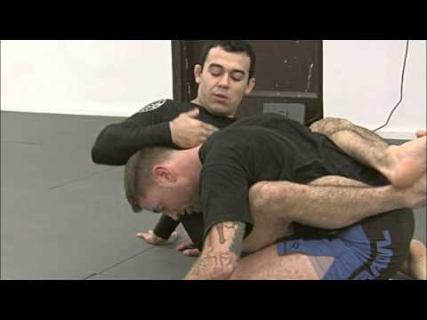 Marcelo Garcia on the Guillotine from Closed Guard