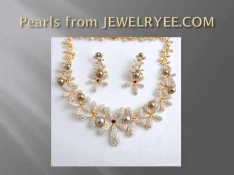 How to identify real pearls, fake pearls, pearl necklace, pearl earrings, pearl ring, pearl jewelry