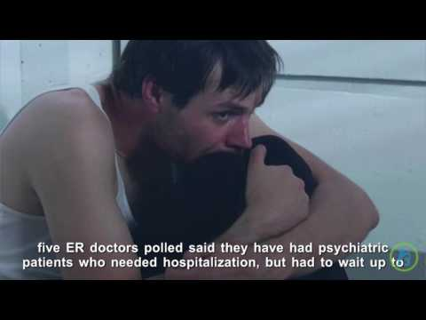 Patients With Mental Health Issues In The Emergency Room