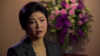 CNN Exclusive: Ex-Thai Prime Minister speaks out