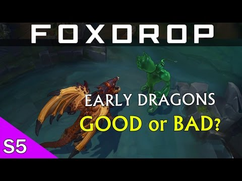 Soloing Dragon Early - Good or Bad? | League of Legends