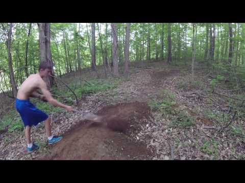 How To Make A Dirt Ramp