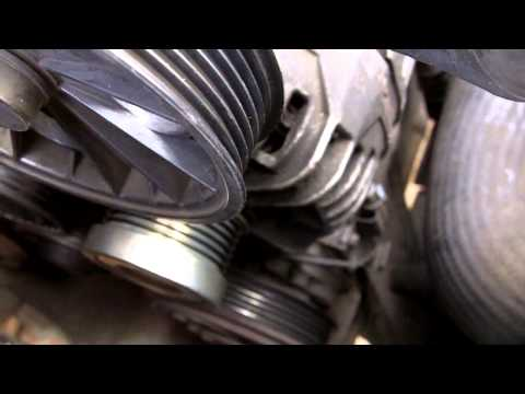 Volvo D5 Auxiliary / Serpentine Belt Replacement