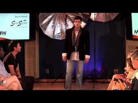 Suitstyler with Mens Fashion Week Vancouver