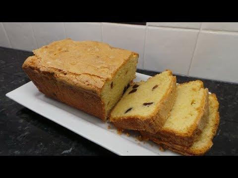 Cherry Madeira Cake