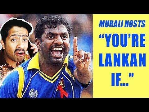 You're Sri Lankan If... (With Murali!) (Surge 2014 Charity Promo)