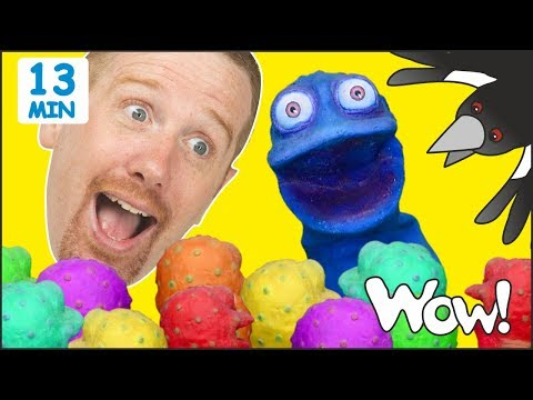 Magic School Story from Steve and Maggie + MORE Stories for Kids | Learn Wow English TV