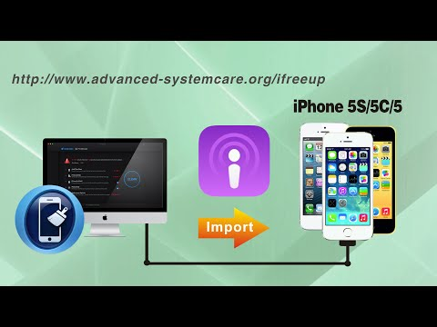 [Podcast to iPhone]: How to Import Podcasts to iPhone 5S/5C/5 from Computer without iTunes
