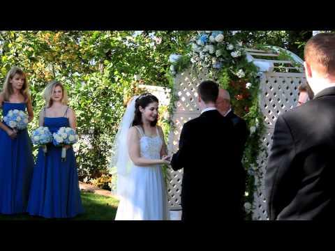 Laura's Wedding - 1080p HD - September 25, 2010 (Hawley, PA)