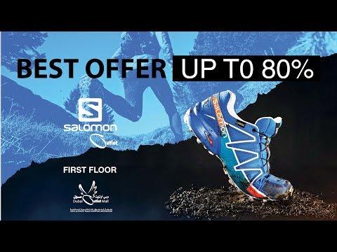 Salomon Outlet - Dubai Outlet Mall