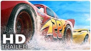 CARS 3 EVOLUTION Trailer German Deutsch | Disney Pixar Filme 2017