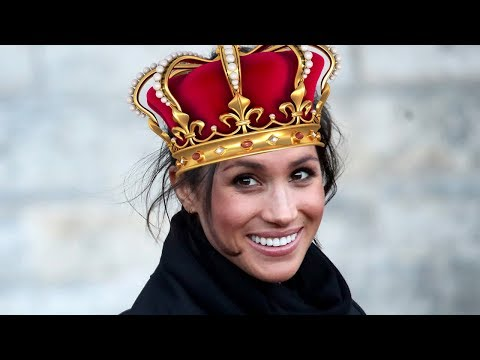 What If Meghan Markle Became Queen?