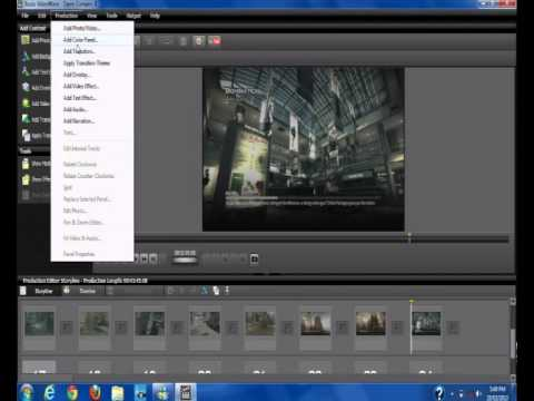How To Use Roxio Video Editing Software