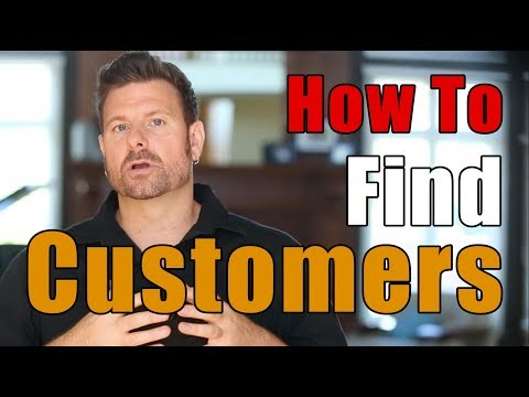 How to Find Customers Online - Here's How to Attract Sales Leads