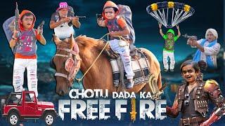 CHOTU DADA KA FREE FIRE IN REAL LIFE