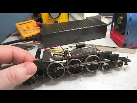 Re Charging Hornby, Wrenn motor magnets