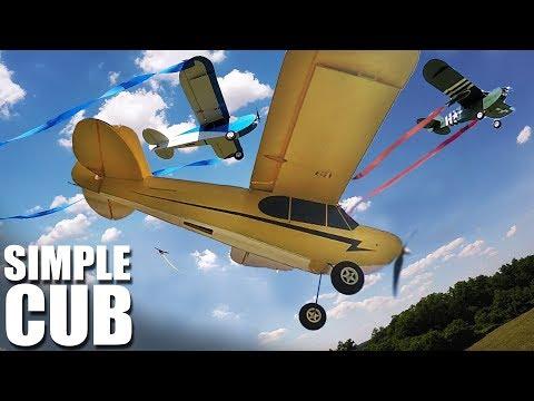 DIY Beginner RC Plane - FT Simple Cub