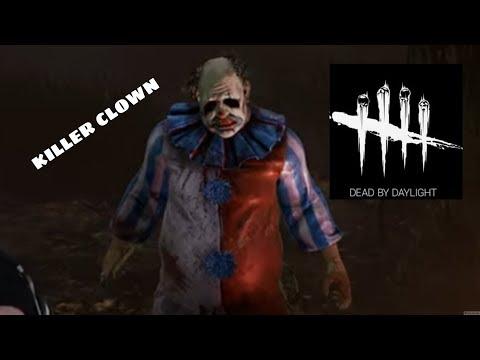 DEAD BY DAYLIGHT KILLER CLOWN !!!! ON PC !!