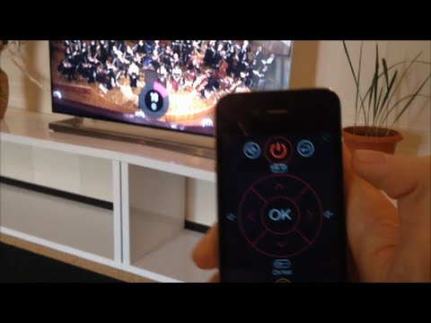 How to connect an iPhone, iPad or iPod Touch to your LG Smart TV (Remote Control) (4K Video)