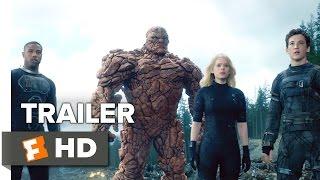 Fantastic Four - Heroes Unite Trailer (2015) - Miles Teller, Jamie Bell Superhero Movie HD