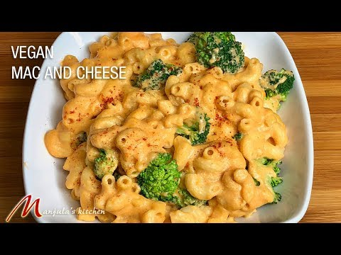 Vegan Mac and Cheese, Quick and Easy