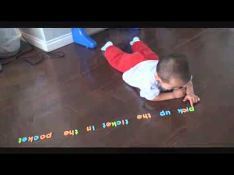 How To Teach A Child To Read Sentences - Teaching A Kid To Read English Words At An Early Age
