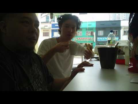 Blood Type A Goes To Singapore - Day 2 - Hostel Breakfast
