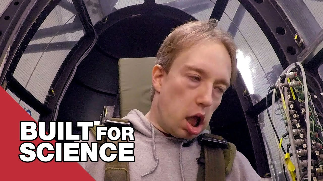 G-Force, Jerk, and Passing Out In A Centrifuge