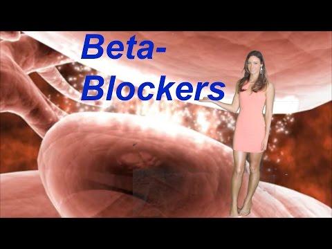 Nursing Pharmacology - Beta Blockers!!