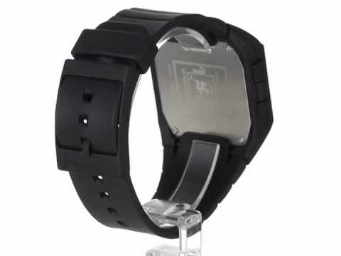 PUMA Men's PU910861001 Jet Sleek Black Digital Watch
