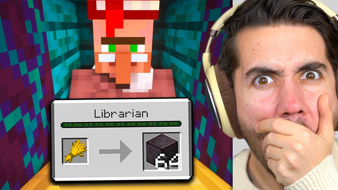 I Made An Illegal Villager In Minecraft | E16