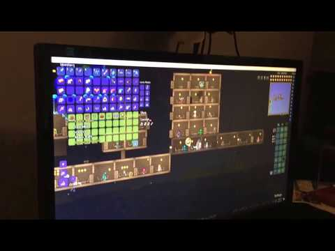 Tutorial how to get rocket boots in terraria