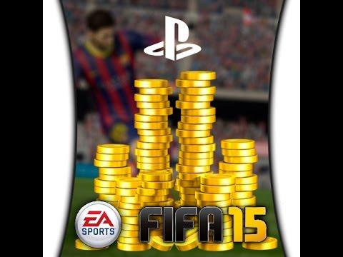 Como comprar coins FIFA 15 PS4/PS3