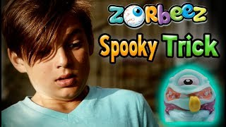 Scary Magic Trick   Official Zorbeez