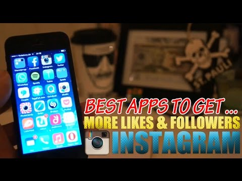 Apps to get Instagram Likes and Followers [HD]