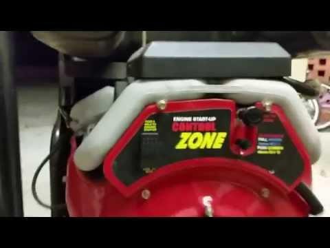 Generac 15 kw generator won't start?  Two common problems