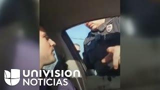 Conductor de Uber que es abogado hizo respetar sus derechos tras ser detenido en Carolina del Norte