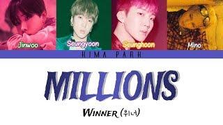 winner millions lyrics Videos - 9tube tv
