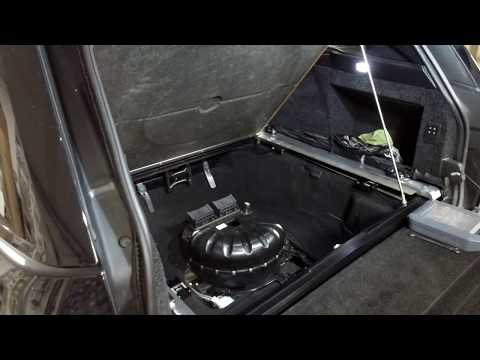 How to test / Replace Battery on Range Rover L405