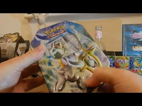 Opening a Pokemon bundle from ebay (Tin+ 180 cards)