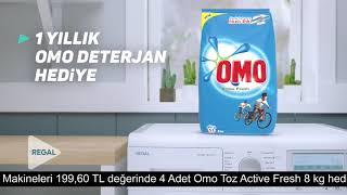 Download Regal Çamaşır Makinesi - Banyoma Hoş Geldiniz! Video